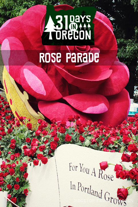 Ridgetop Farm and Garden | Rose Parade | Grand Floral Parade
