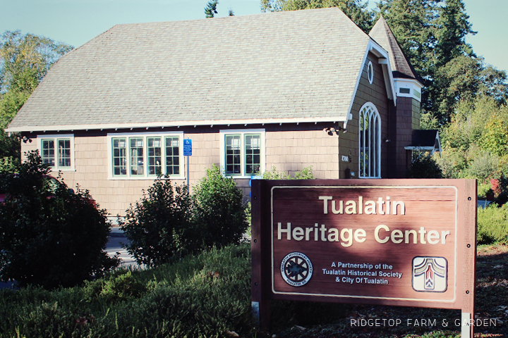 Ridgetop Farm and Garden | Tualatin Heritage Center