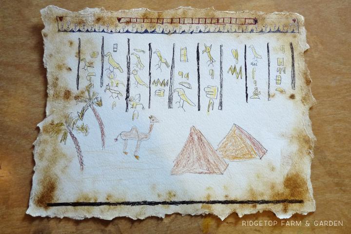 Ridgetop Farm and Garden | Africa | Egyptian Art