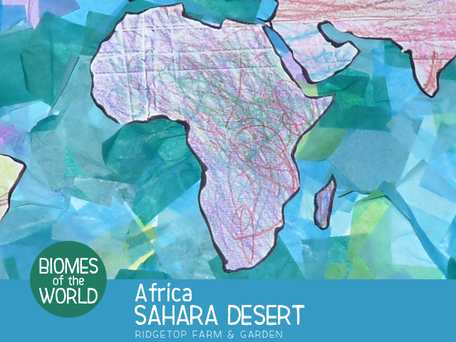Ridgetop Farm and Garden | Biomes of the World | Africa | Sahara Desert