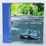 Road to a Half Marathon Photo Book
