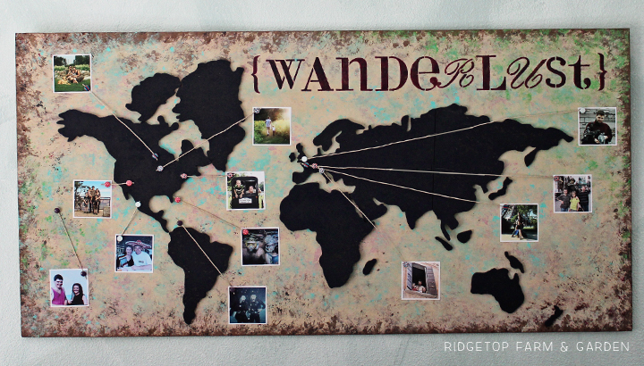 Ridgetop Farm and Garden | Ridgetop Digital Shop | Wanderlust Map | Travel Photos