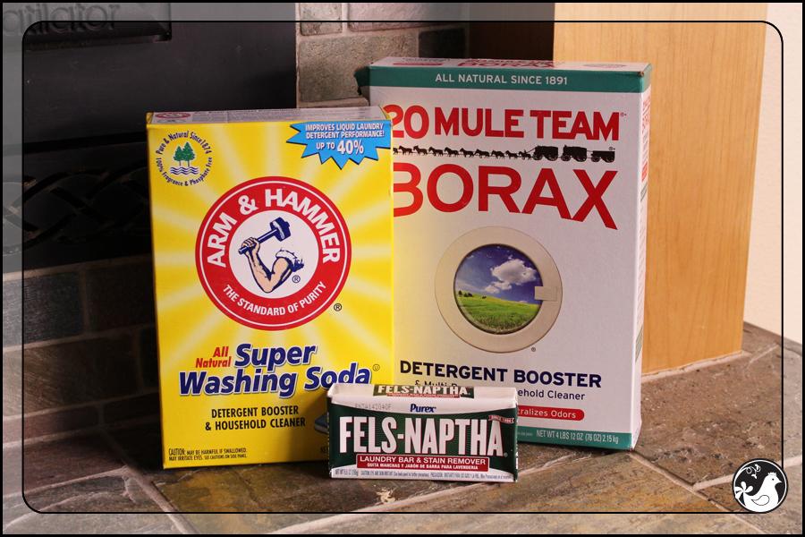 Ridgetop Farm and Garden | Homemade | Laundry Soap | DIY