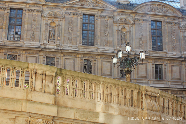 Ridgetop Farm and Garden | Travel | Paris | Louvre