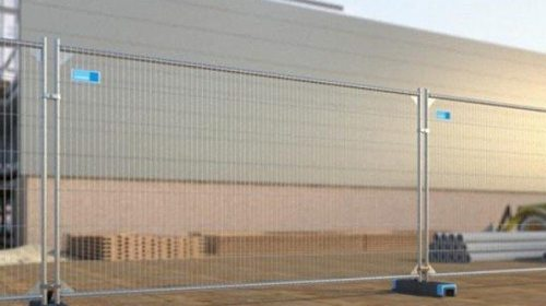 Ridgefence temporary fencing and hoarding