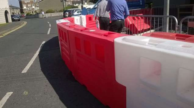 RB 2000 Traffic Barrier