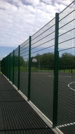 Sports Pitch Fencing