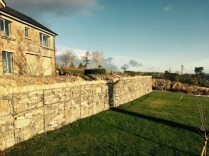 Ridgeway Gabions Installed