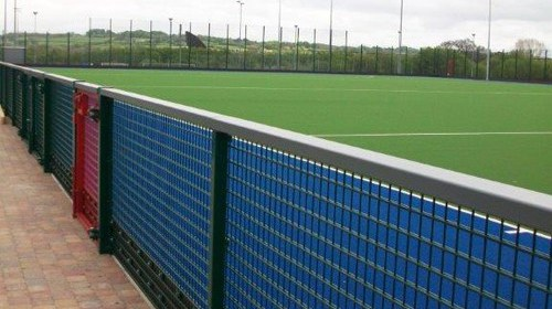Ballymena United Raise the Bar With Top Sports Fencing