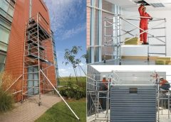 Get your Alloy Scaffold Tower up to spec with Ridgeway