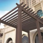 Dura Composite Timber Pergola