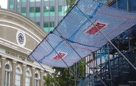 COMBISAFE Safety Net Fans