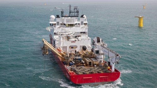 Ridgeway's Filter Units supplied for Rampion Offshore Wind Farm project