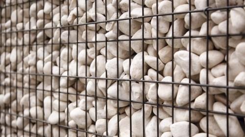 Zenturo Super Gabion Wall System