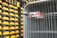 Ridgefence Temporary fencing