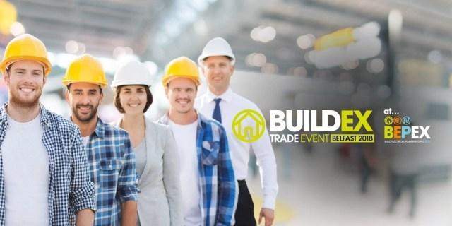 BUILDEX Belfast 2018