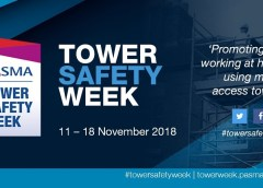 PASMA TOWER WEEK 2018