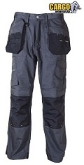 Cargo Regal Ripstop Polycotton Trousers