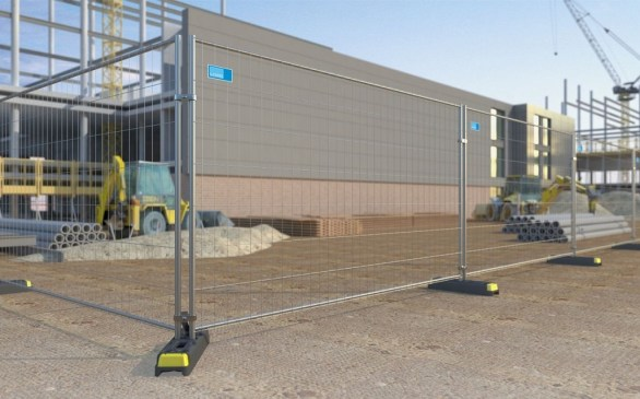 We Stock a Vast Range of Temporary Fencing Solutions