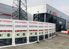 Reduce Noise Pollution with Ridgefence Acoustic Barriers