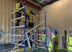 PASMA Training Ridgeway Belfast