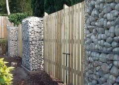 Ridgeway provided bespoke-sized gabion cages