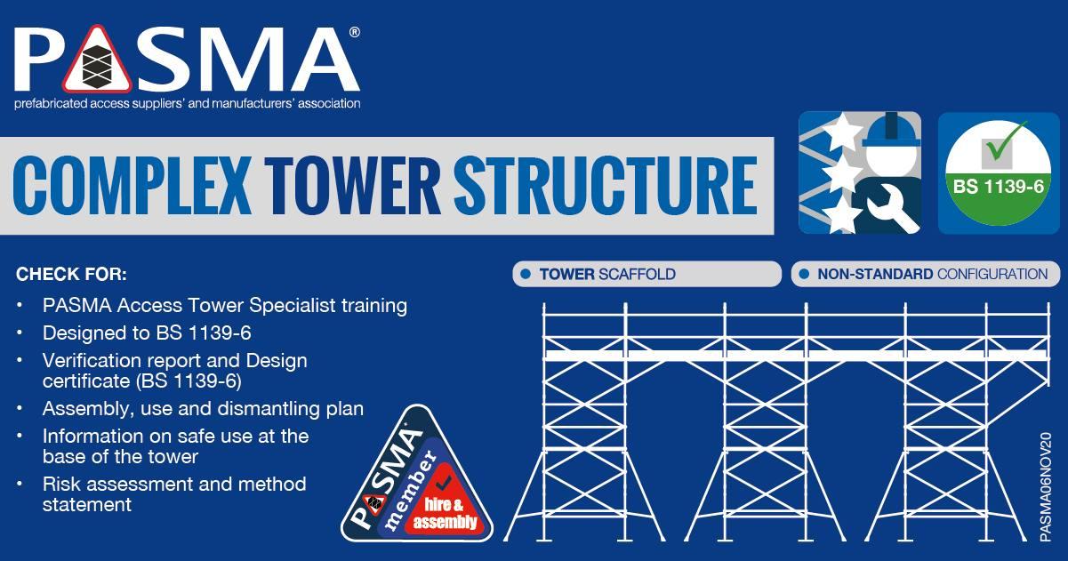Complex Tower Strucure