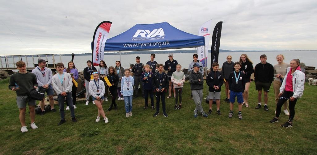 RYA Northern Ireland Youth Championships.