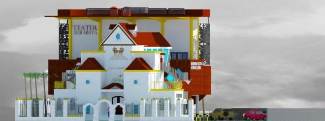 By M R Tantowi, Arsitektur ITS 2014