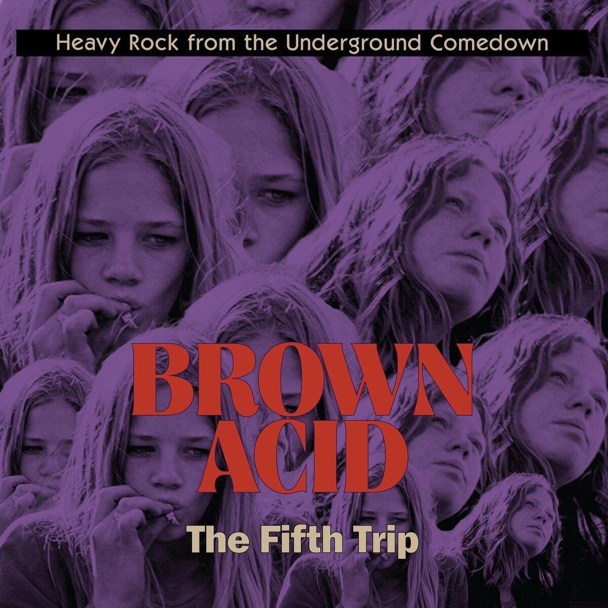 Brown Acid The Fifth Trip