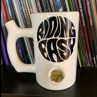 mug pipe coffee