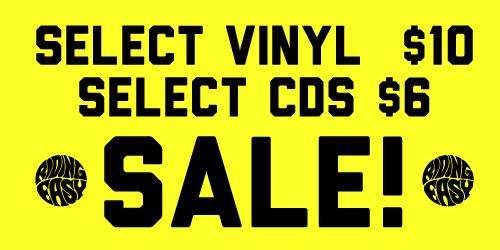 RidingEasy Records Sale