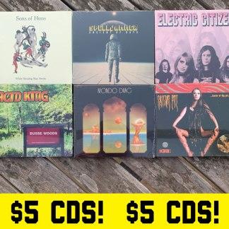 Discount CDs