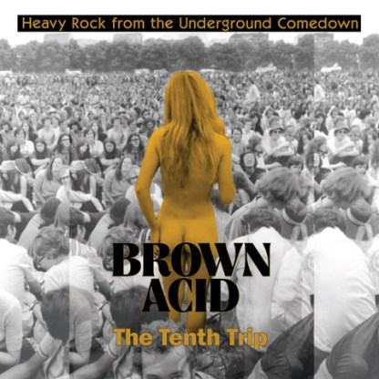 Brown Acid Tenth Trip