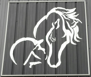 Riding With Rhythm logo