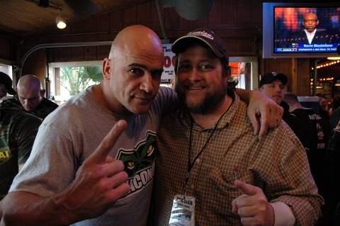 El Guapo and Me!