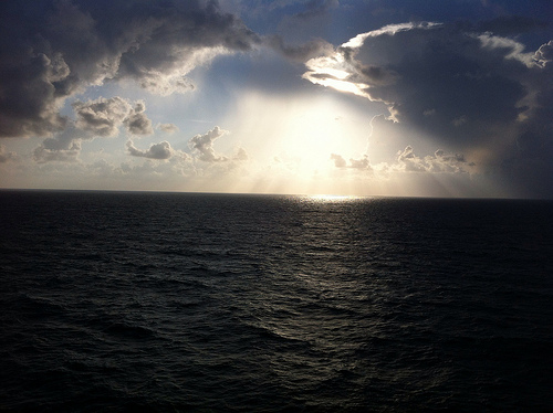 Carnival cruise from Galveston to Cancun/Cozumel Mexico.
