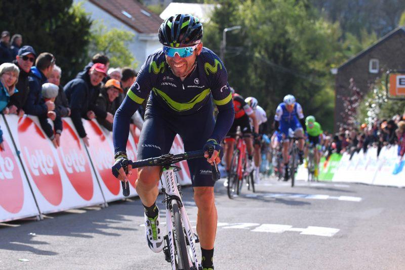 2017 La Flèche Wallonne with great finish