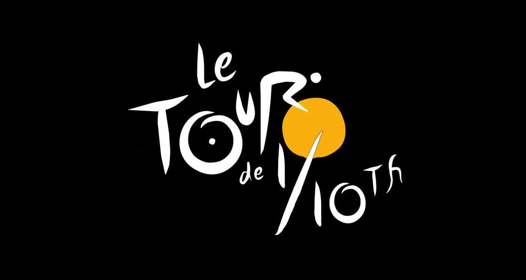 Tour de 1/10th Begins Again