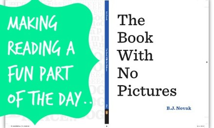 Book Review: The Book With No Pictures