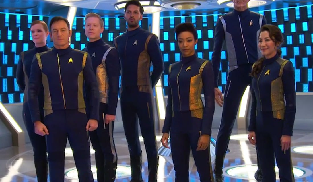 Star Trek Discovery is a Good Find