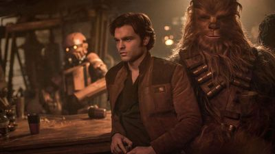 solo a star wars story, ron howard