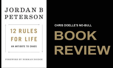 Book Review: 12 Rules for Life: An Antidote to Chaos