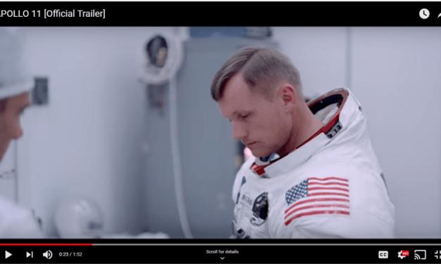 Apollo 11 Looks Great