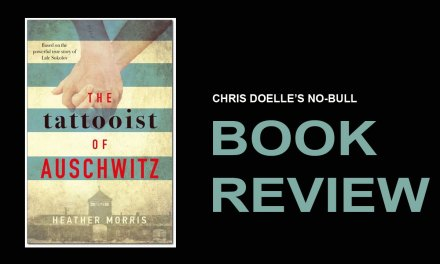 Book Review: The Tattooist of Auschwitz