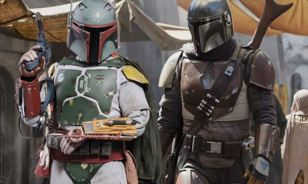 Mandalorian is not your father's Boba Fett