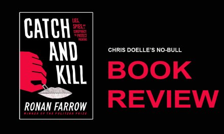 Book Review: Catch and Kill: Lies, Spies, and a Conspiracy to Protect Predators