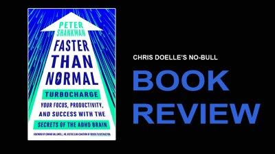 Faster than Normal - Peter Shankman