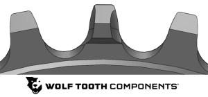 Profilo dei denti esclusivo Drop Stop® delle corone anticaduta Wolf Tooth