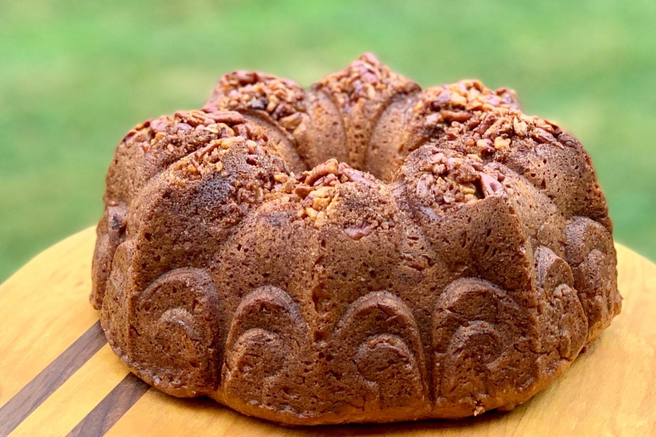 Banana Bread Coffee Cake (Gluten-Free)